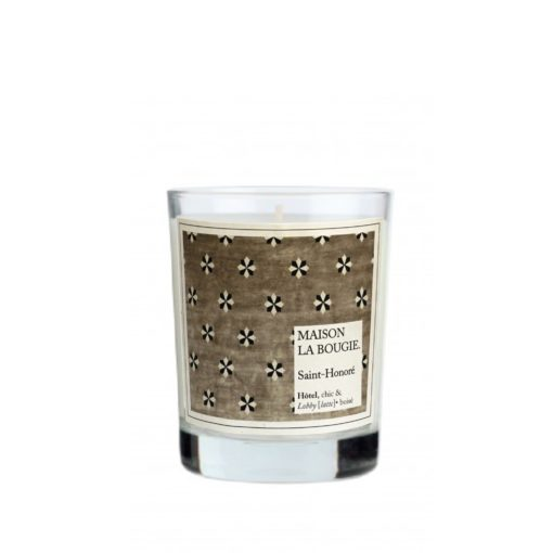 Saint Honoré Scented Candle by Maison La Bougie | Available at Osmology