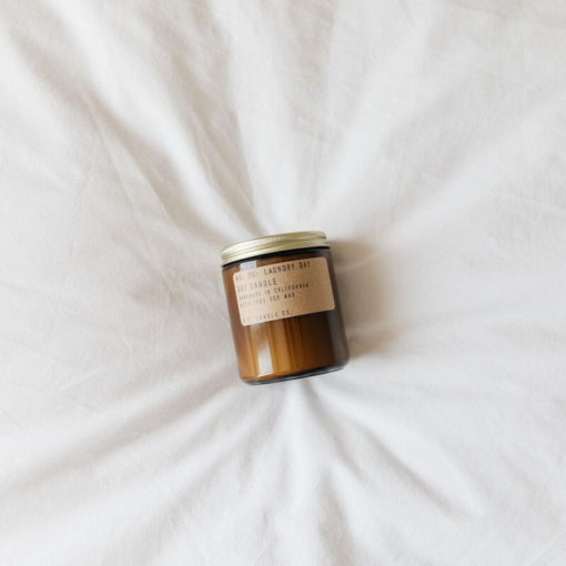 No.06 Laundry Day Scented Candle by P.F. Candle Co