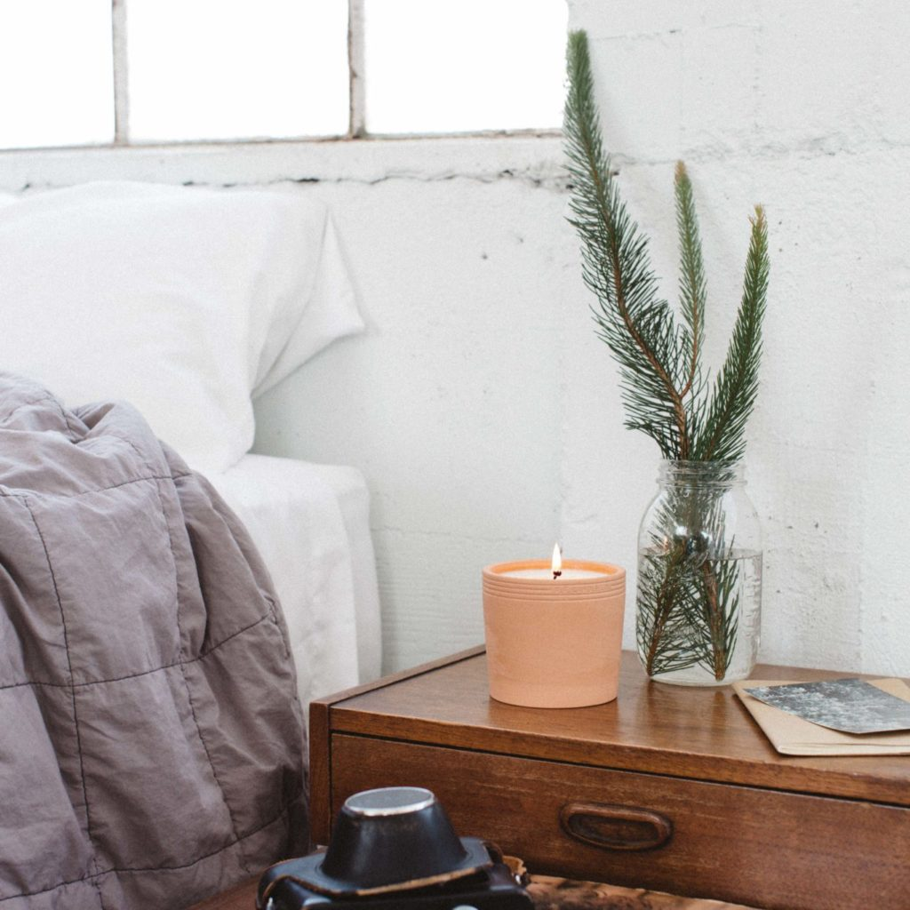 No. 02 Juniper Terra Candle by P.F. Candle Co.