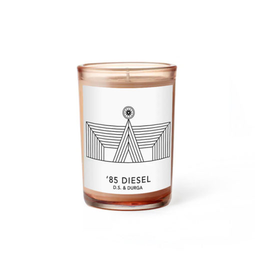 '85 Diesel Scented Candle by D.S. & DURGA