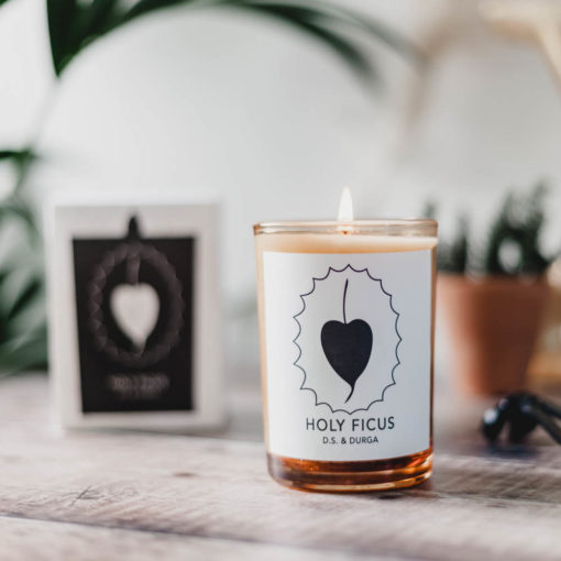 Holy Ficus Candle by D.S. & DURGA