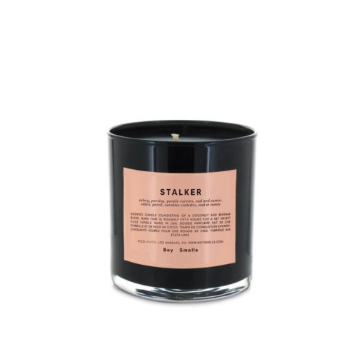 Stalker Scented Candle by Boy Smells