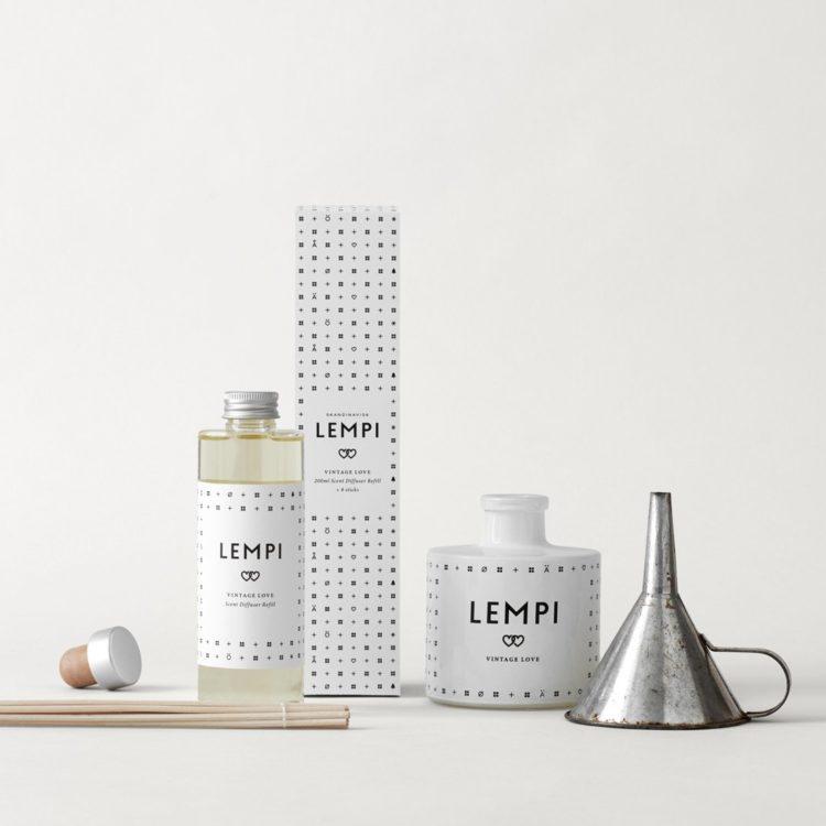 LEMPI (Love) Reed Diffuser by Skandinavisk