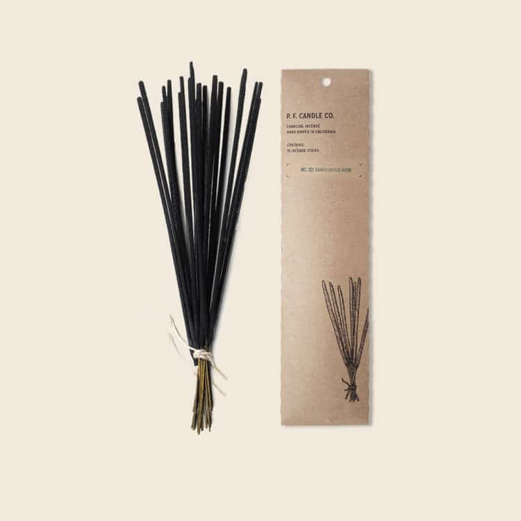 Sandalwood Rose Incense by P.F. Candle Co.