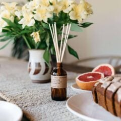 Sweet Grapefruit Reed Diffuser by P.F. Candle Co.