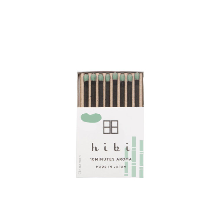 Cinnamon Incense Matches by Hibi