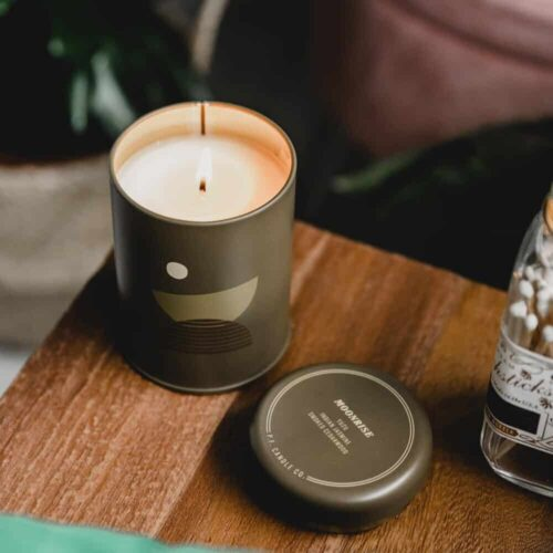 Moonrise Scented Candle by P.F. Candle Co.