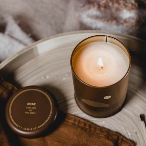 Dusk Scented Candle by P.F. Candle Co.