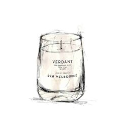Verdant Scented Candle by SOH Melbourne
