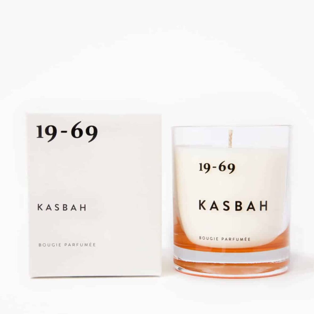Kasbah Scented Candle by 19-69