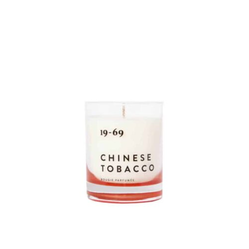 Chinese Tobacco Scented Candle by 19-69