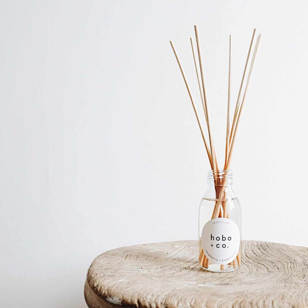 Raspberry & Peppercorn Diffuser by Hobo & Co.