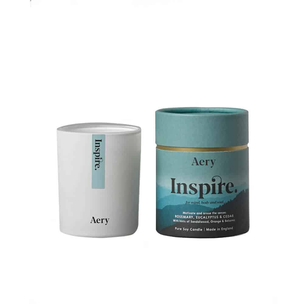 Inspire Scented Candle by Aery