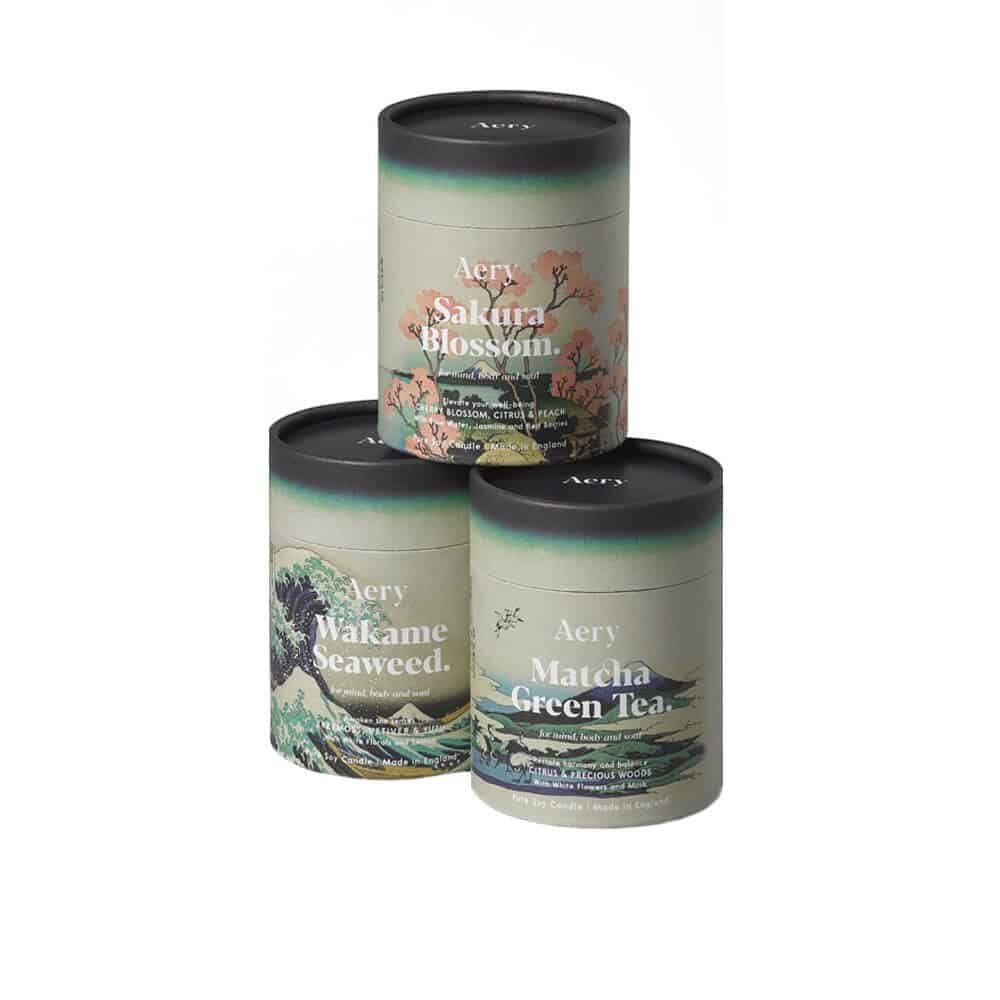 Tokyo Candle Bundle by Aery